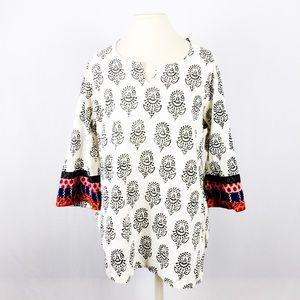 Westside Boho Style Cotton Shirt!